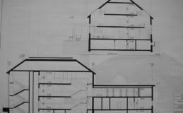 II ehitusjärk. Liithoone korruste lõiked